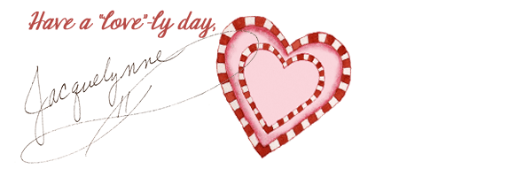 Heart Image Valentine's Day Jacquelynne Steves