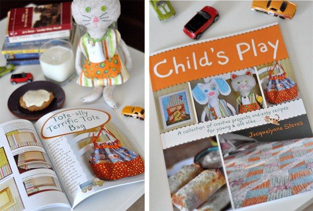 Child's Play book by Jacquelynne Steves