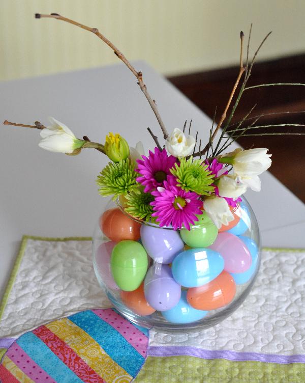Easter Egg Vase Jacquelynne Steves