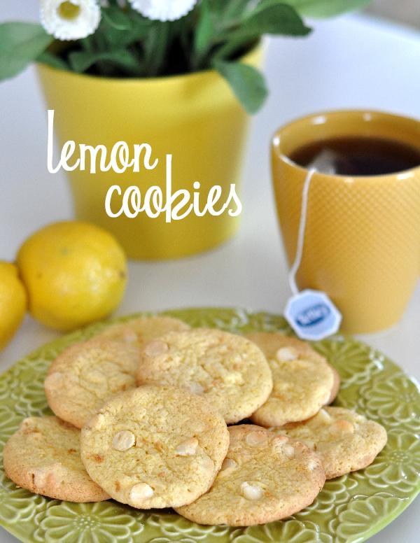 Lemon Cookies  recipe Jacquelynne Steves