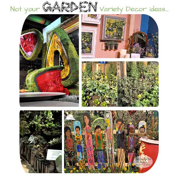 unique garden decor ideas jacquelynne steves, Garden idea