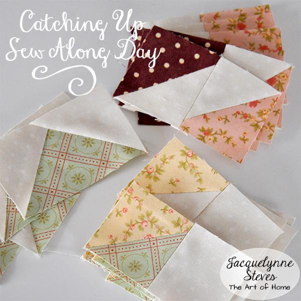 Sew Along Day Jacquelynne Steves 2