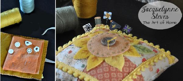 Decorative Pins- Jacquelynne Steves