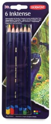 inktensewatercolorpencils