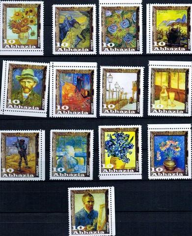Collection Van Gogh
