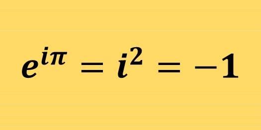 la plus belle formule mathématique