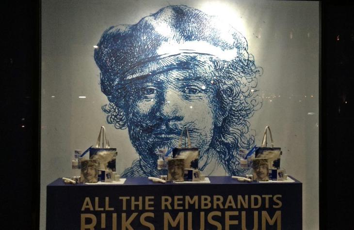 Amsterdam, où s'invente le capitalisme au XVII° siècle Rembrandts, géant de la culture mondiale