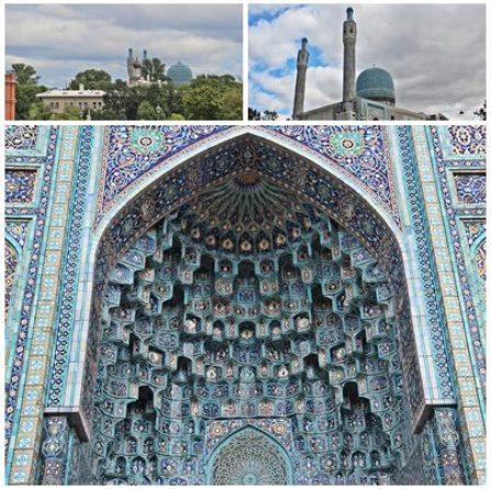 Mosquée de St Pétersbourg