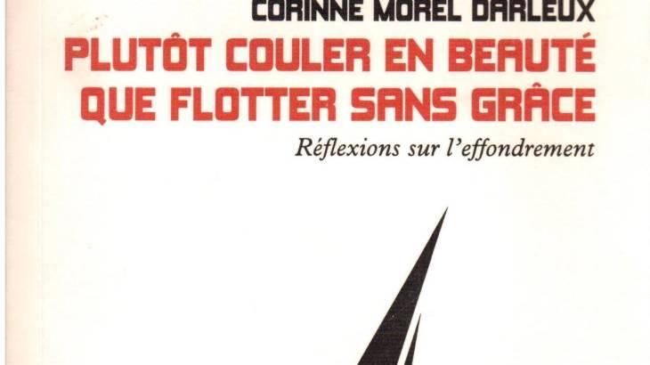 Corinne Morel Darleux. Réflexions sur l'effondrement