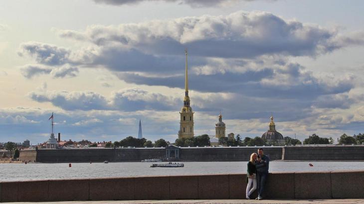 La Russie notre voisine