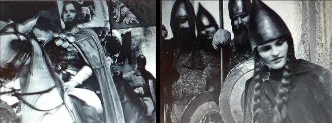 « Alexandre Newski » de Eisenstein - Entrée triomphale dans Nijni Novgorod
