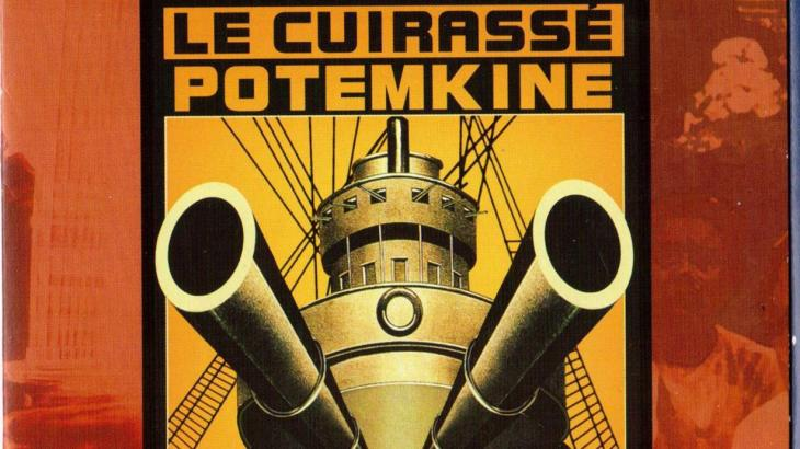 Le Cuirassé Potemkine - Flim d'Eisenstein 1925