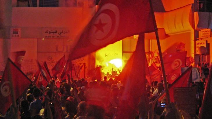 En Tunisie, après la révolution de 2011 - Les riches se cachent
