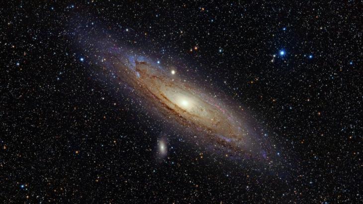 Nébuleuse d'Andromède : Capacité physiques à voir les étoiles, capacités cognitive à les reconnaitre, les nommer