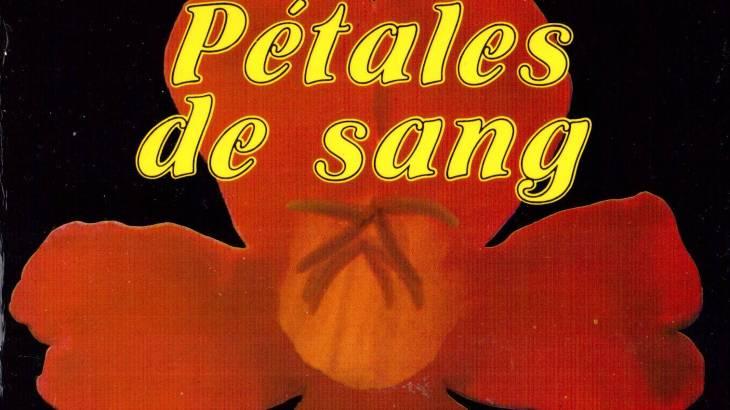 """Pétales de sang, roman de Ngugi wa Thiongo. L'histoire du vilalge d'Ilmorog et de son """"développement"""" couverture du livre"""