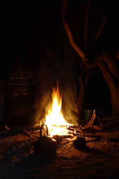 Around a good fire