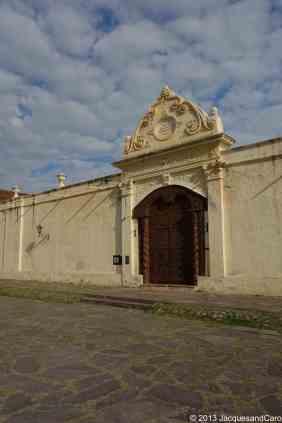 The couvento San Bernardo