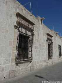 Part of la Casa del Moral