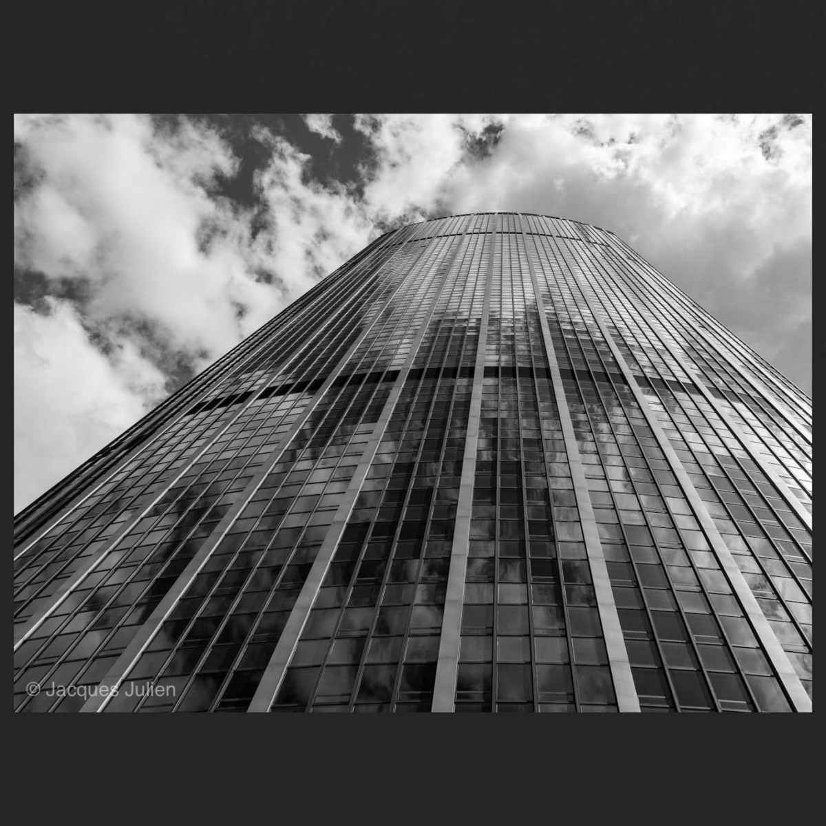 Modern Skyscraper Building Photography