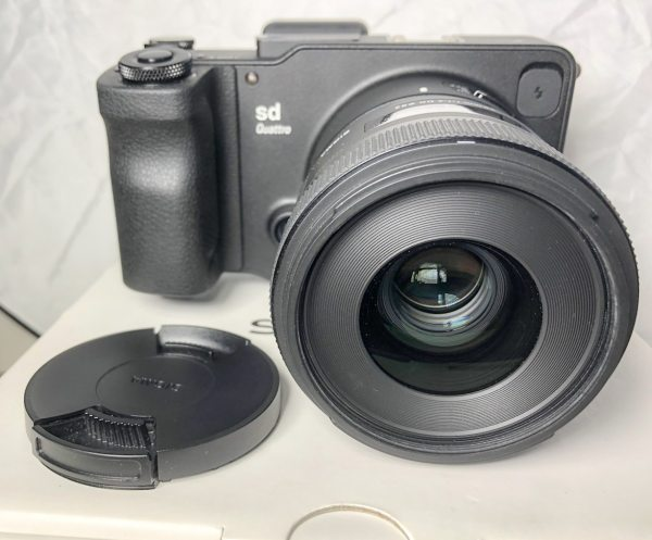 REVIEW : Sigma sd Quattro