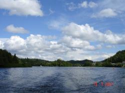 Lac Saint-Joseph, St-Adolphe-d'Howard.