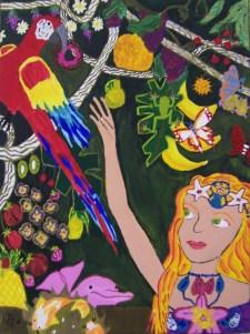 Sirène de l'Amazon, AGE 15