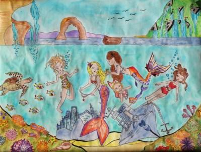 Underwater World, Age 20