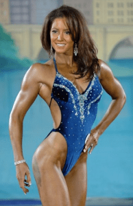Rocking the One Piece round at the inaugural Arnold amateur, 2007