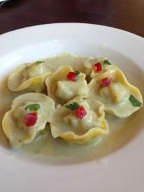 Thai Chicken & Prawn Dumplings
