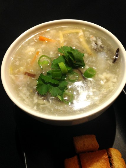 Ocean Dragon Seafood Soup