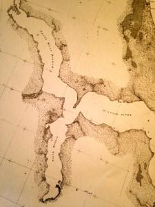 1883 Geodetic Survey Indian River Florida, St Lucie River
