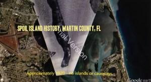 Spoil island history, MC, FL