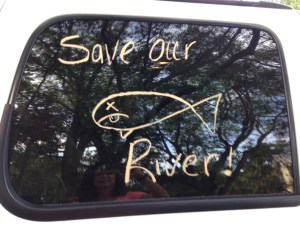 Save our River!