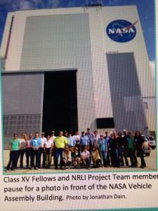 NRLI Class VX, newsletter 2015, September.