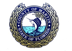 Martin County seal.