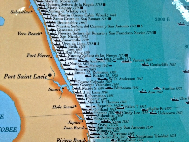 treasure coast ships map   Jacqui Thurlow Lippisch Top posts  maps  photos  last 72 hrs    Wish to search  Just enter word in  search space above for any IRL topic then scroll