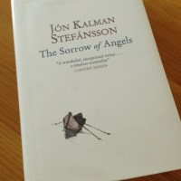 The Sorrow of Angels by Jón Kalman Stefánsson, tr. by Philip Roughton