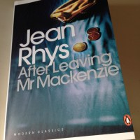 After Leaving Mr Mackenzie by Jean Rhys