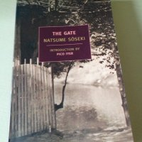 The Gate by Natsume Söseki (tr. William F. Sibley)