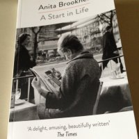 A Start in Life by Anita Brookner