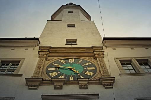 Wieża lubańskiego ratusza