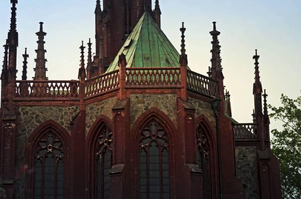 XIX-wieczny gotyk w całej okazałości