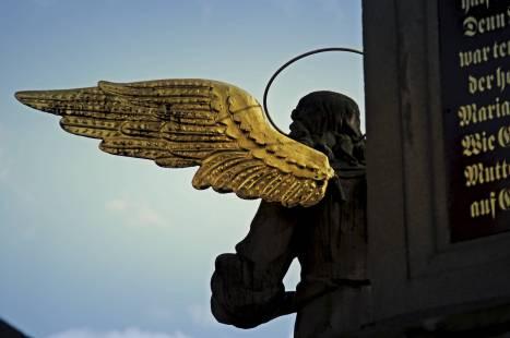 Aureola anioła