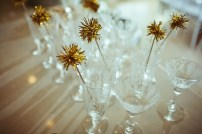 Decorative Champagne Flutes