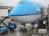 Last plane; AMS to NBO. Love KLM!