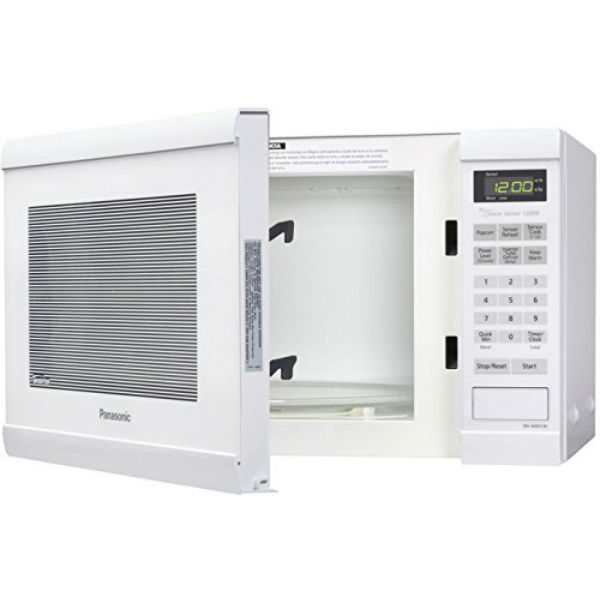 panasonic countertop microwave oven 1 2 cu ft nnsa615
