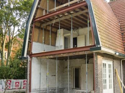 renovatie en uitbreiding villa wassenaar-14