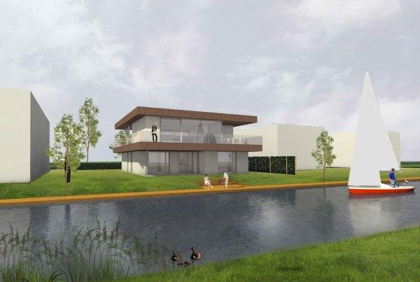 villa bouw