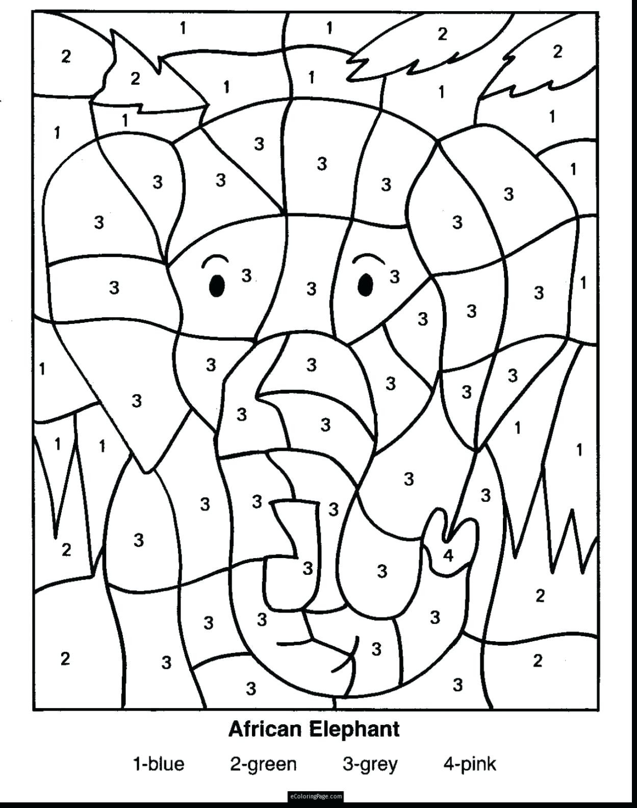 30 Equivalent Fractions Coloring Worksheet