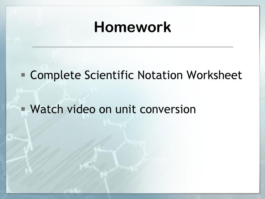 30 Compute With Scientific Notation Worksheet